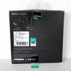 Авто зарядка HOCO Z1 2USB 2.1A + кабель Micro Z1