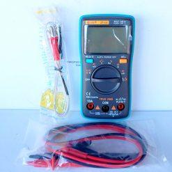 Мультиметр BSIDE ZT102 компактный многофункциональный с термопарой и автоматическим выбором диапазона измерения