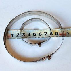 Хомут ленточный K-80077 комплект 2шт 350*7*0,3мм 650*7*0,3мм