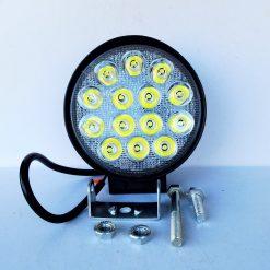 Светодиодная фара AllLight 27type 42W 14chip OSRAM 3535 spot 9-30V