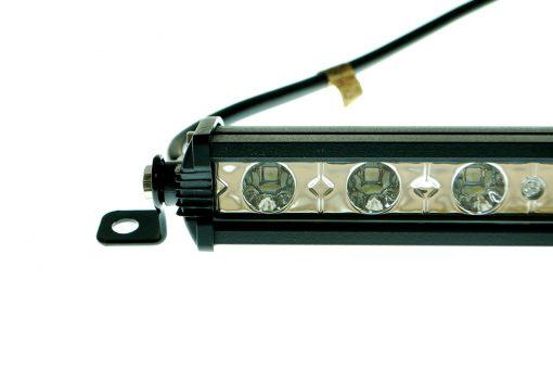 Светодиодная фара AllLight E-18W 6chip OSRAM 3635 spot 9-30V однорядная