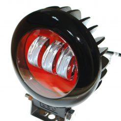 Светодиодная фара AllLight 30W(A) 3chip CREE spot 9-30V (круглая)