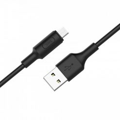 Кабель HOCO X25 Soarer charging data cable 2.0A Micro USB 1м