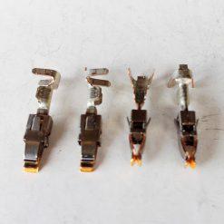 PIN WAG Junior Power Timer 90684505 - ширина контакта 2,8 mm «мама» позолоченный