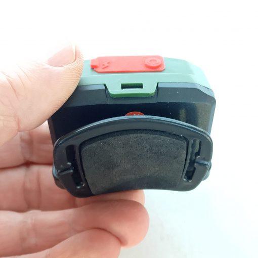 Фонарик на лоб BL 933C аккумуляторный