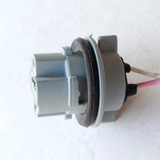 Патрон T20 (7440) под автолампу W21W герметичный пластик (медь)