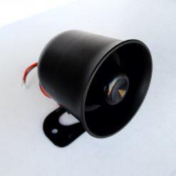 Сирена автосигнализации 3006 YR 6тон малогабаритная 30Вт 12v мини