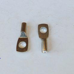 Клемма тип «О» отв 6,4мм под провод 2.5-4.0кв мм медь