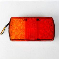 Фонарь задний TTX 906 герметичный, светодиодный для легкового прицепа