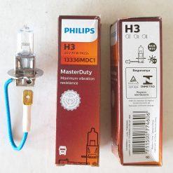 Philips 13336MDC1 H3 MasterDuty 70w 24v PK22s