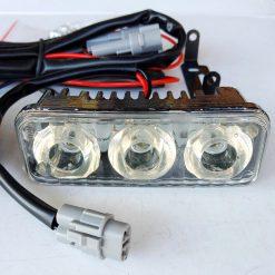 ходовые огни DRL HT3 9W корпус металл