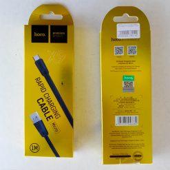 Кабель HOCO X9 High Speed 2.4A Micro USB 1м