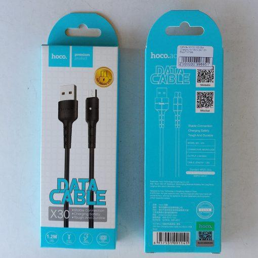 Кабель HOCO X30 Star Charging 2.0A Micro USB 1м