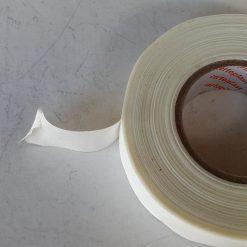 Изолента Certoplast 514 0,17mm*19mm*25m ПЕТ-тканевая. Белая Made in Germany