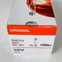 Osram 6411 10W 41mm 12v SV8.5-8