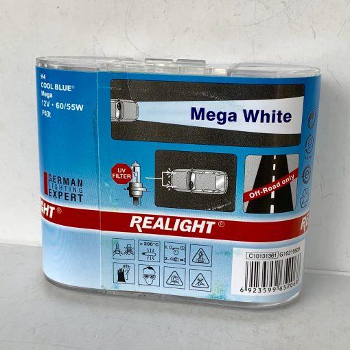 REALIGHT RL NP H4 60/55w P43t 12v