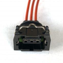 Разъем на 3 контакта (датчик скорости, Хола) оригинал