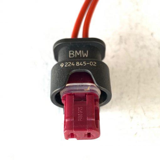 Разъем BMW 9224845-02 2 контакта оригинал