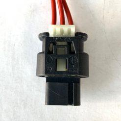 Разъем Mercedes A0255452426 3 контакта оригинал ZGS006