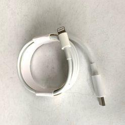Кабель Apple Type-C to Lightning USB-C(PD) Apple 1m MD818ZM Box Original