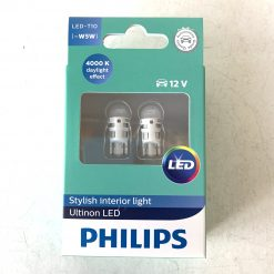 PHILIPS Ultion LED 4000K T10 W5W 111961ULW4X2 0.6W
