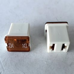 Предохранитель Littelfuse Low Profile JCASE 0895025.TXN 25A ® Cartridge Fuse