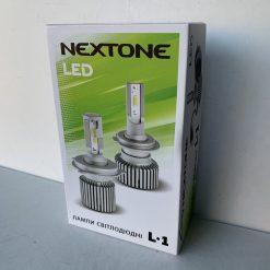 Комплект LED ламп NEXTONE L1 H7 24W 5000Lm 5000K 9-16v