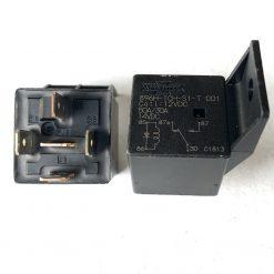 Реле 50A 12V SONG CHUAN 896H-1CH-S1-T 001 50A/30A 14VDC 5 конт U.S.A.