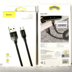 USB кабель Baseus Yiven for MicroUSB 1,5m. Black