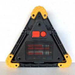 Прожектор аккумуляторный LL-303 360 LED 30W с мигалкой