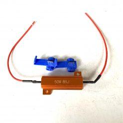Обманка для светодиодов - сопротивление 50W 8 Ом