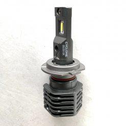 Комплект LED ламп CYCLON type 33 H7 12W 4600Lm 5000K 9-16v