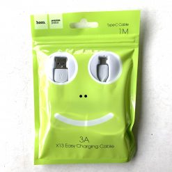Кабель HOCO X13 Easy Charged Type-C charging cable 3A 1м