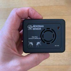 Ультразвуковой отпугиватель Aokeman AO-149 от комаров на батарейках