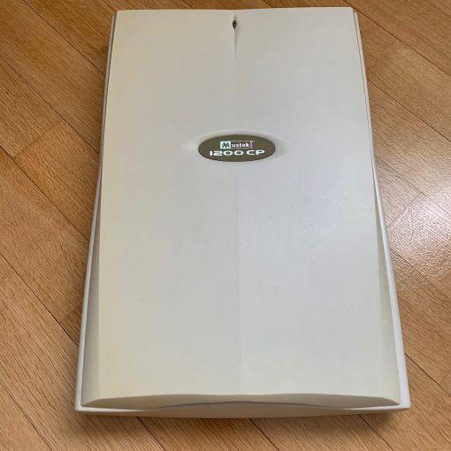 Сканер Mustek CP1200
