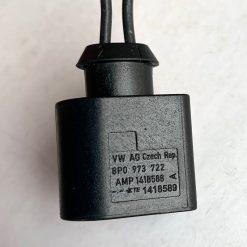 Разъем AUDI VW 8P0973722 2pin оригинал