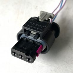 Разъем AUDI VW 4F0973703 3 pin оригинал