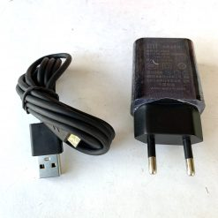 СЗУ адаптер Xiomi 220V 2A + кабель (USB-micro USB)