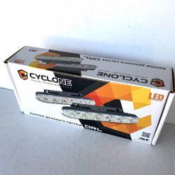 ходовые огни DRL-616 CYCLONE 6 диодов 1.5w