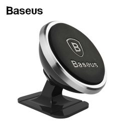 Автодержатель телефона Baseus 360-degree Rotation Magnetic Mount Paste Type
