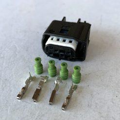 Разъём Mercedes 4 контакта без провода оригинал