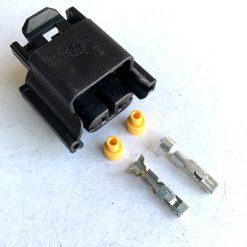 AUDI VW 3D0941165A Разъём 2 pin под лампу H8, H11 оригинал Spain