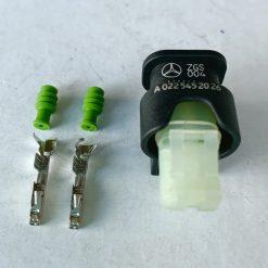 Mercedes A0225452026 разъём 2 pin (без провода) оригинал