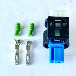 BMW 7617206-02 Разъём 2 pin (без провода) оригинал