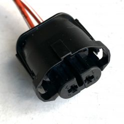 BMW 6907388-02 разъём 2 pin под лампу Н11, H8, H27/2 оригинал