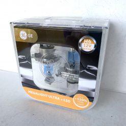 GE 50440NXNU H4 Megalight Ultra +150%