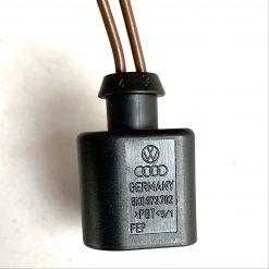 AUDI VW 8K0973702 разъём 2 pin GERMANY оригинал