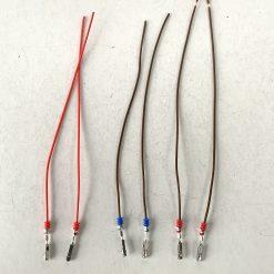 PIN WAG MCP1.5 Multiple Contact Point A0185458626 – ширина контакта 1,5 mm «мама» сечение провода 1,0 кв мм