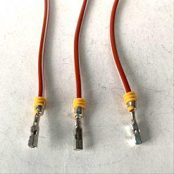 PIN ширина контакта 2,8 mm «мама» с проводом сечением 2,5 кв мм