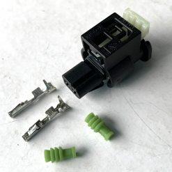 BMW 7615487-03 разъём 2 pin (без провода) оригинал